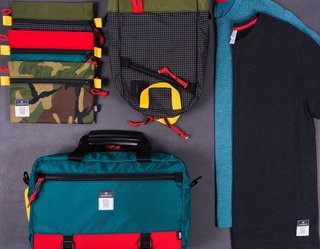 Your Fall Wardrobe Is Desperately Seeking This Alternative Apparel and Topo Designs Collaboration