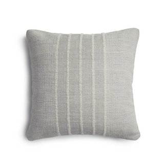 Parachute Banded Alpaca Pillow Cover