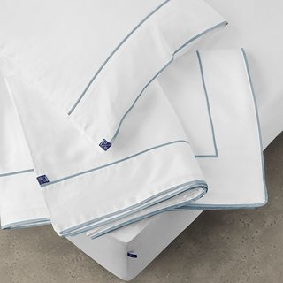 10 Grove The Irving Sheet + Duvet Set