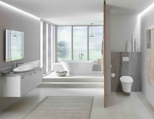 Rock Your Bathroom Remodel With These 15 Superstar Fixtures and Accessories