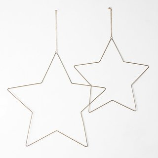 Terrain Metal Star Wreath
