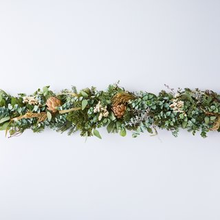 Creekside Farms Winter Artichoke, Fir & Eucalyptus Garland