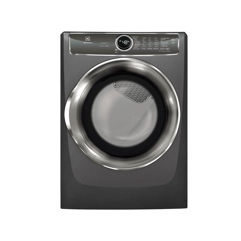 Electrolux Front Load Perfect Steam Electric Dryer With PredictiveDry and Instant Refresh