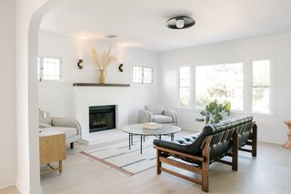 Construction Diary:  A Spanish Craftsman Home in L.A. Gets Freshened Up for a Lucky Buyer