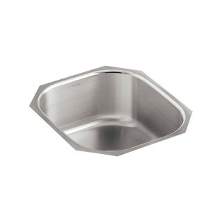 Kohler Undertone Undermount Single-Bowl Kitchen Sink