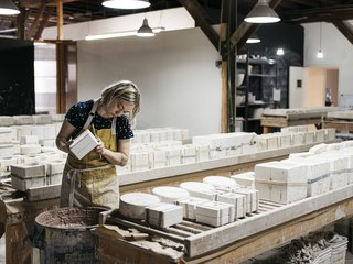 Studio Visit: Pigeon Toe Ceramics