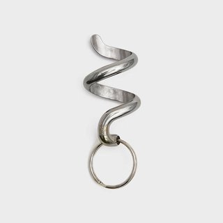 Chen Chen & Kai Williams Serpent Mini-Lighter Key Ring