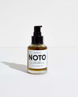 NOTO Botanics Agender Hair + Body Oil