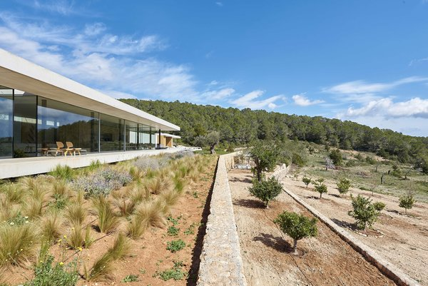 Take A Rare Glimpse Into This Ultramodern Balearic Villa