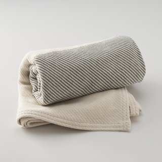 Schoolhouse Everyday Cotton Throw
