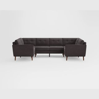 Burrow Nomad 6-Seat U Sectional