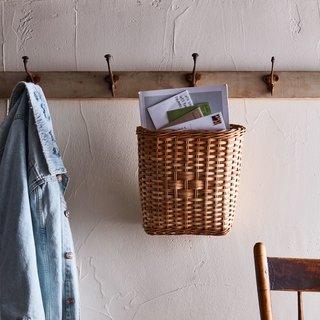 Olli Ella Hanging Rattan Book Basket