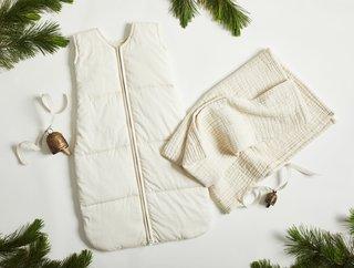 Coyuchi Baby Gift Set
