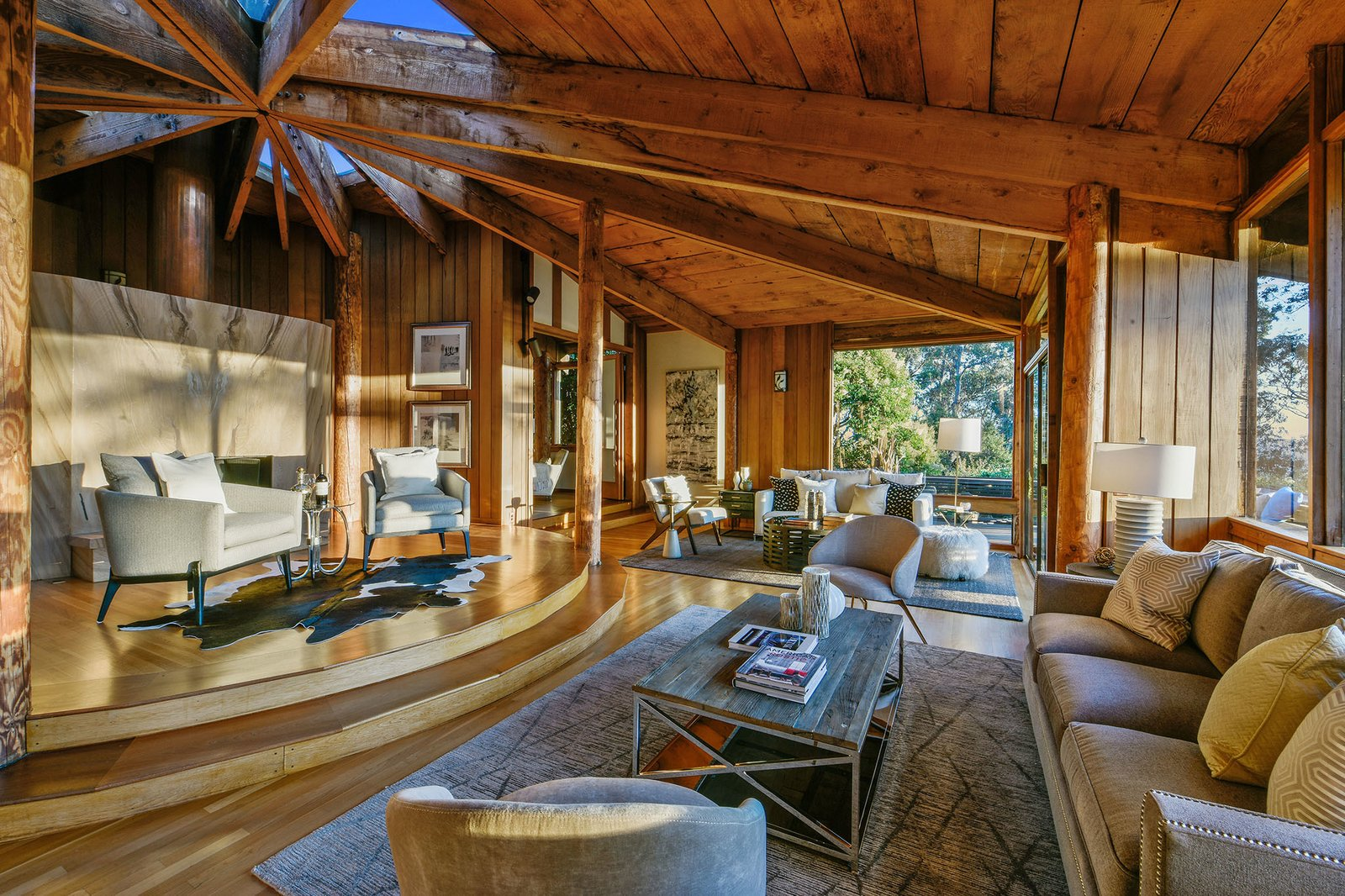 A Berkeley Home Designed by Two Frank Lloyd Wright Protégés Seeks $2.65M