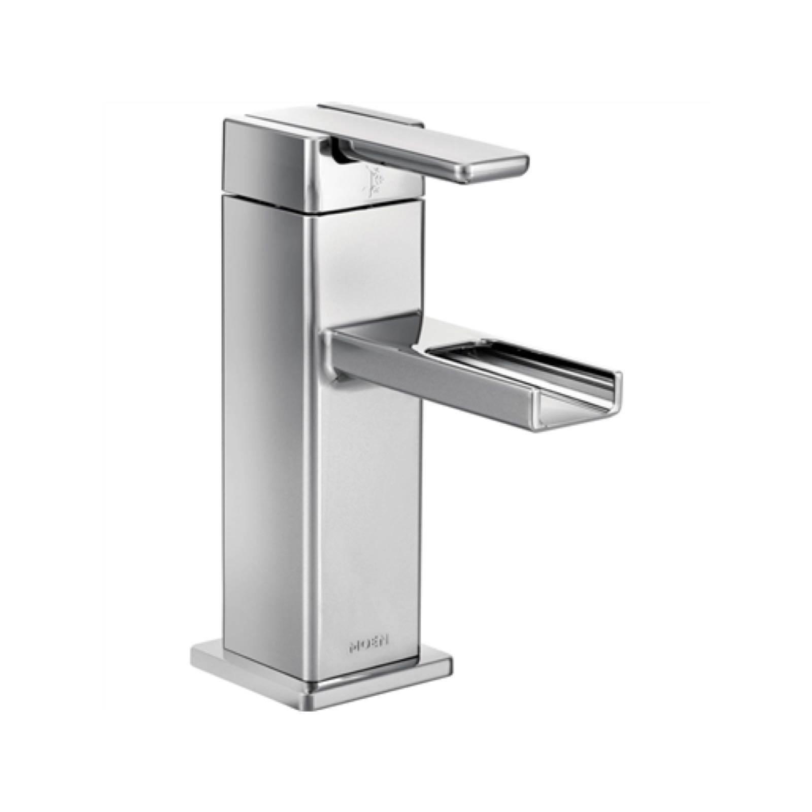Moen 90 Degree Single Hole Bathroom Faucet by Hausera - Dwell