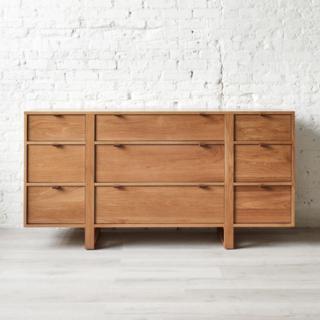 Fulton 9-Drawer Dresser