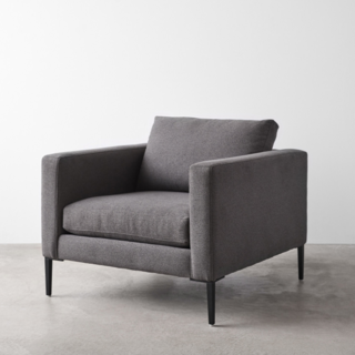 Irving Graphite Chair