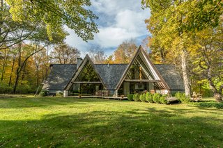Own the Acme of A-Frames for $835K