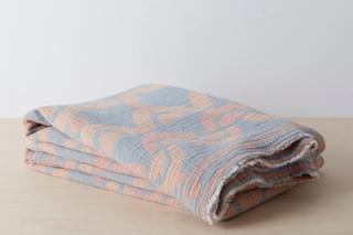 Allswell Organic Mod Geo Blanket