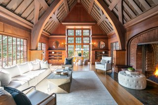 A Century Old Arts And Crafts Home By Bernard Maybeck Lists For 4 25m Dwell