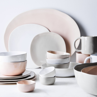 Hawkins New York Organic Ceramic Dinnerware