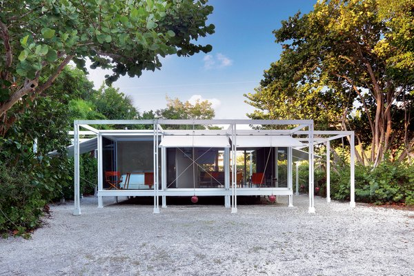 Paul Rudolph's Legendary Walker Guest House Is Heading to Auction Next Week