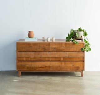 Avocado Home Natural Wood Dresser
