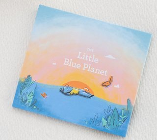 The Little Blue Planet
