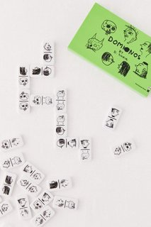 David Shrigley Domino Set