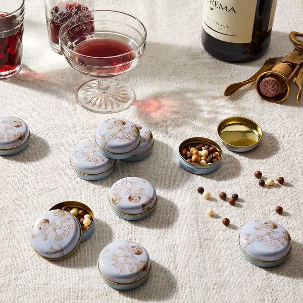Maison Boissier Holiday Party Table Favors