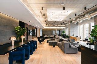 Cult Gym Equinox Debuts an Elite Coworking Hub at Hudson Yards