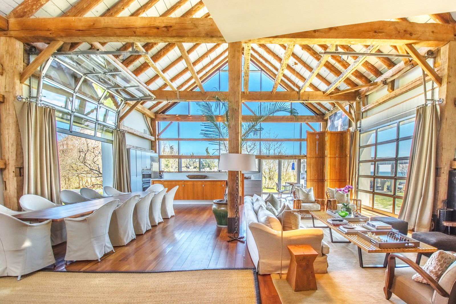 Photo 1 of 10 in Fashion Designer Elie Tahari Drops the Asking Price of His Hamptons Home to $39M