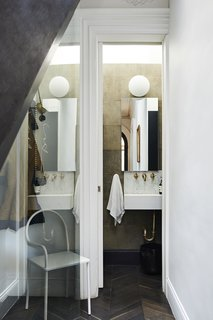 Interior Designer Delia Kenza Shares How to Power Up a Powder Room