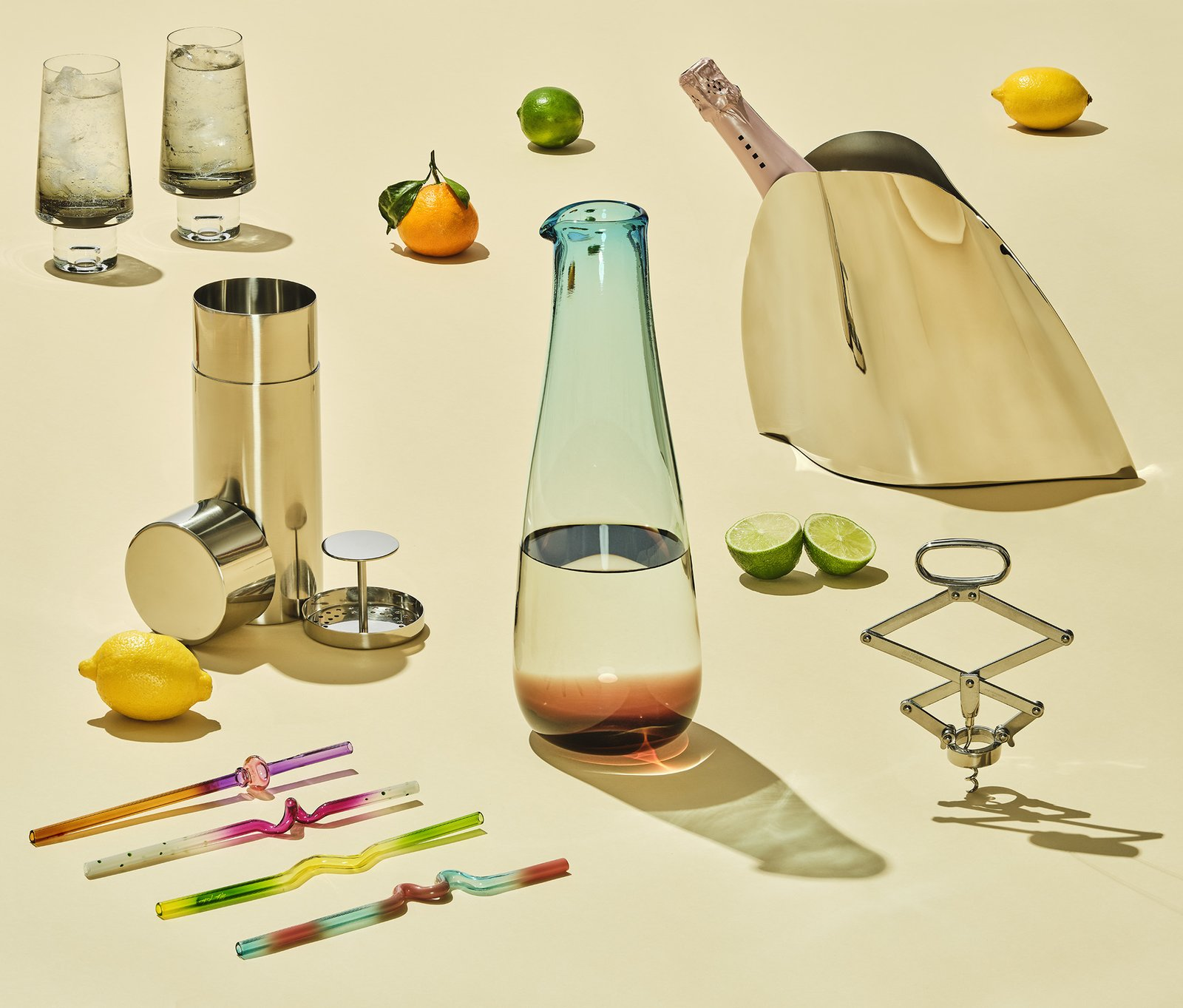The Best New Barware to Spice Up Your Next Cocktail Party