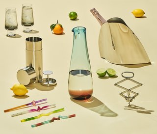 The Best New Barware to Shake Up Your Next Cocktail Party
