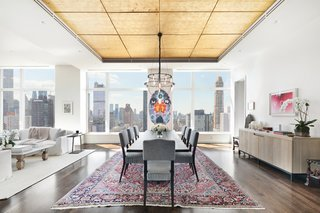 Take a Peek Inside Actor Jennifer Lawrence's Dazzling Manhattan Penthouse