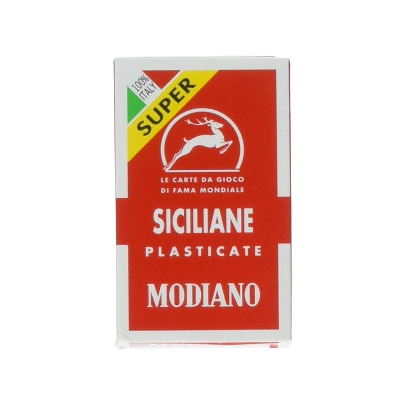 Modiano Scopa Playing Cards