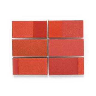 Heath Ceramics DG3 Paprika Blend Tile