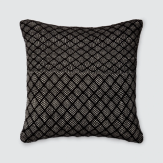The Citizenry Milagro Black Pillow