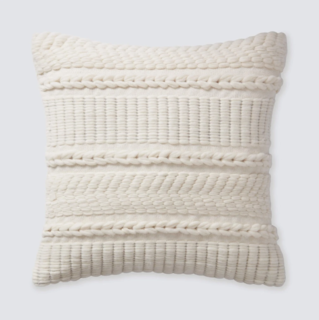 The Citizenry La Nieve Pillow