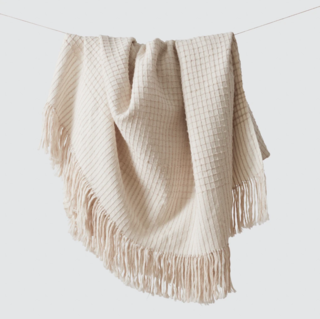 The Citizenry La Leña Alpaca Throw