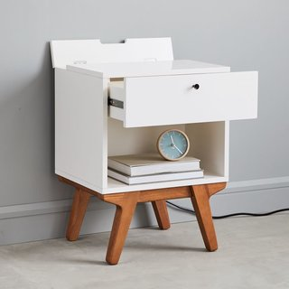 West Elm Modern Nightstand