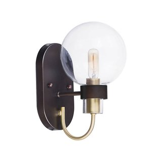 Maxim Lighting Bauhaus Wall Sconce