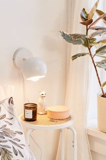 Urban Outfitters Matte Gumball Sconce