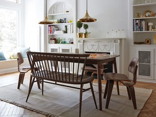 You Don't Want to Miss This Rare Sale on Knoll Furnishings for Your Dining Room