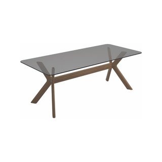 Gloster X Frame Dining Table