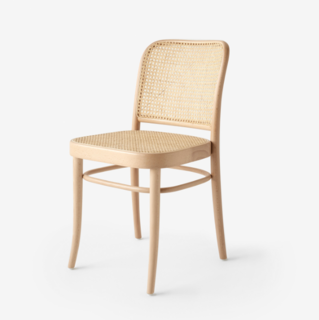 811 Natural Beech Side Chair