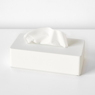 Unison Tower White Tissue Case
