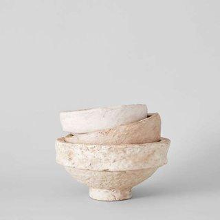 Bloomist Paper Mache Bowl