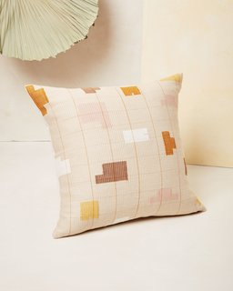 MINNA Tiny Shapes Pillow